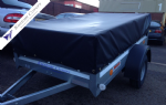 6ft x 4ft Trailer Cover